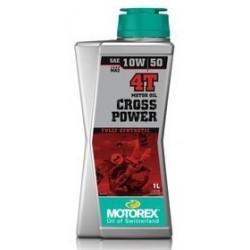 MOTOREX Olej Cross Power 4T 10W50 1L 100% syntetyczny