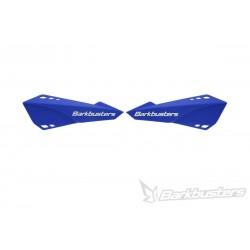 BARKBUSTERS Handbary / osłony dłoni listki niebieskie MTB do rowerów E-BIKE / ENDURO / DOWNHILL / MOUNTAIN / LEISURE