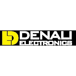 DENALI Auxilary Light Mounting Brackets for Kawasaki Conc