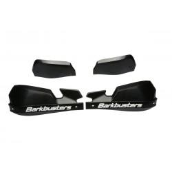 BARKBUSTERS Listki / szalki osłon dłoni czarne z białym napisem VPS