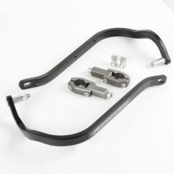 ZETA Aluminiowe osłony dłoni / handbary tytanowe 22.2mm