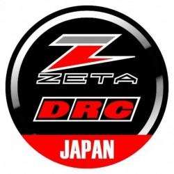 ZETA Front Fork Cap CRF450R'13-14 Red