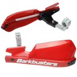 BARKBUSTERS Handbary / listki czerwone VPS MX/ENDURO
